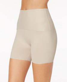 77feeb175 Leonisa Women s Moderate Tummy-Control High-Waist Mid Thigh Slimmer 012925
