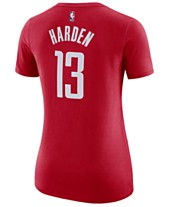 Nike Women s James Harden Houston Rockets Name   Number Player T-Shirt cb7ba3d93