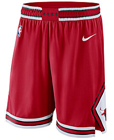 Nike Men's Chicago Bulls Icon Swingman Shorts