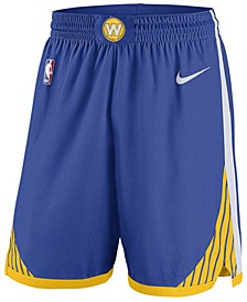 Men's Golden State Warriors Icon Swingman Shorts