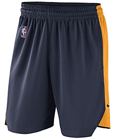 Nike Men's Utah Jazz Practice Shorts
