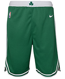 Nike Boston Celtics Icon Swingman Shorts, Big Boys (8-20)