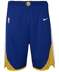 Golden State Warriors Icon Swingman Shorts, Big Boys (8-20)