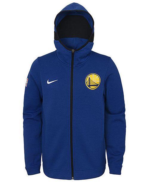 ... Nike Golden State Warriors Showtime Jacket 13da40065e