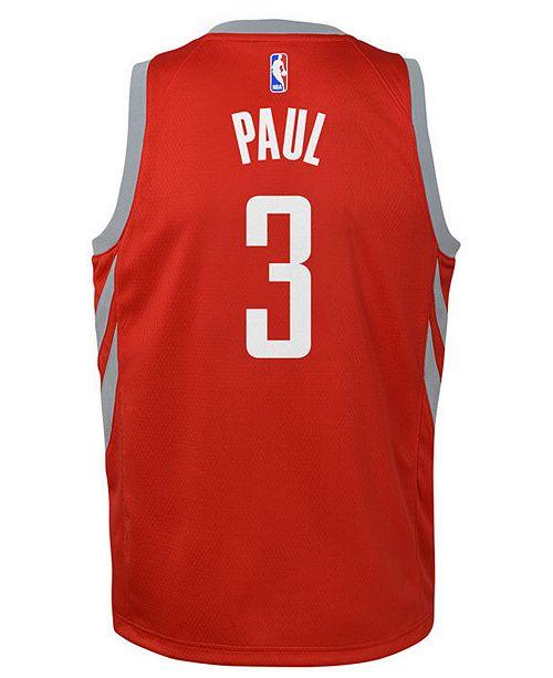 b9545d53469 ... Nike Chris Paul Houston Rockets Icon Swingman Jersey
