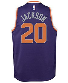 Josh Jackson Phoenix Suns Icon Swingman Jersey, Big Boys (8-20)