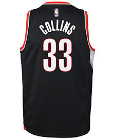 Nike Jason Collins Portland Trail Blazers Icon Swingman Jersey, Big Boys (8-20)