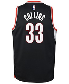 Nike Jason Collins Portland Trail Blazers Icon Swingman Jersey, Big Boys (8-20)