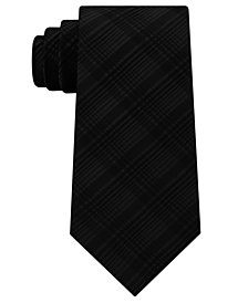 Kenneth Cole Reaction Men's Tonal Plaid Tie