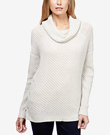 Lucky Brand Alyssa Cowl-Neck Sweater