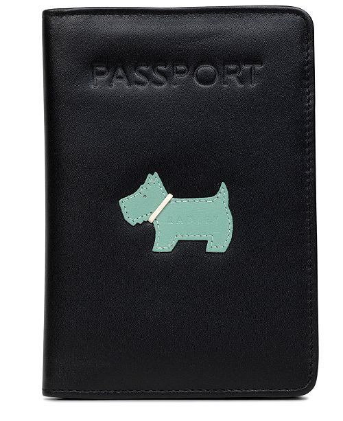 Radley London Heritage Dog Passport Cover