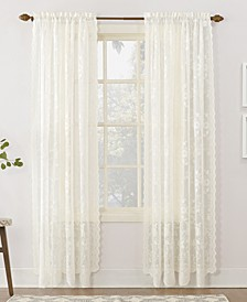 Alison Floral Lace Curtain Collection