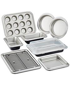 Anolon 10-Pc. Two-Tone Steel Non-Stick Bakeware Set