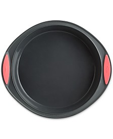 Trudeau Round Cake Pan Coral 9""