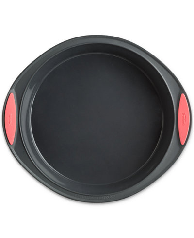 Trudeau Round Cake Pan Coral 9