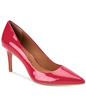 e2abcf9bc96 Calvin Klein Women s Gayle Pointed-Toe Pumps