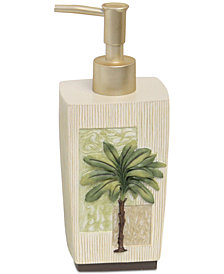 Bacova Citrus Palm Lotion Dispenser