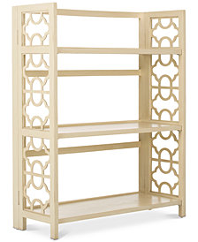 Regena 3-Tier Bookcase, Quick Ship