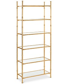 Garby 6-Tier Etagere, Quick Ship