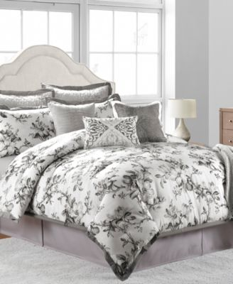 Hillcrest 10-Pc. Full Comforter Set