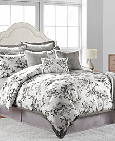 Hillcrest 10-Pc. Queen Comforter Set