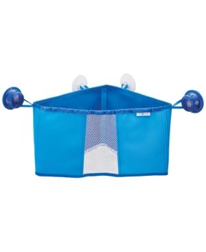 Interdesign Kids' Corner Shower Storage Basket Bedding
