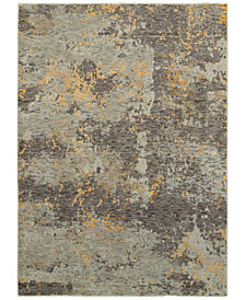 "Oriental Weavers Evolution Cupric 8'6"" x 11'7"" Area Rug"