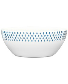 Noritake Hammock Small Serving Bowl, Created for Macy's