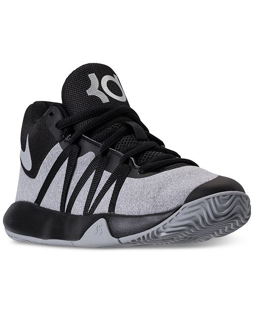 Nike Little Boys  KD Trey 5 V Basketball Sneakers from Finish Line ... 44eacd32ed1c