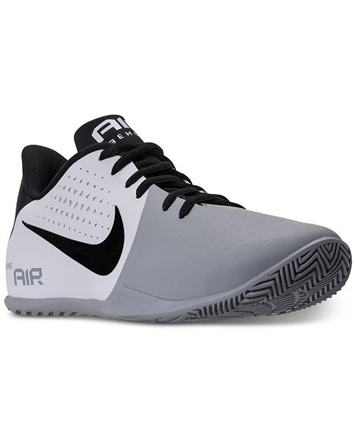 015c967ac35c Nike Men s Air Behold Low Basketball Sneakers from Finish Line ...