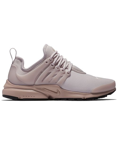 purchase cheap 597d1 e0662 Nike Women's Air Presto SE Casual Sneakers from Finish Line ...