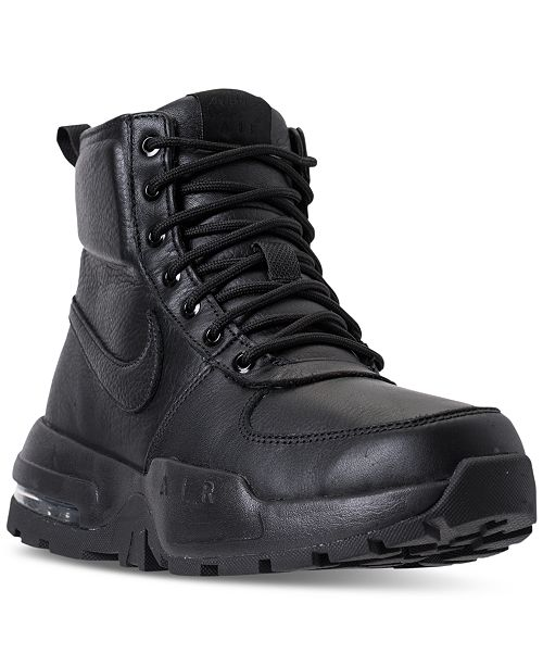48282e62afa5 Nike Men s Air Max Goaterra 2.0 Boots from Finish Line   Reviews ...