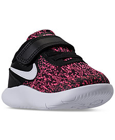 Nike Toddler Girls' Flex Contact Running Sneakers from Finish Line