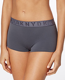 DKNY Litewear Seamless Ribbed Hipster DK5024