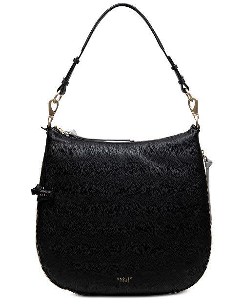 e36358d07f76 Radley London Pudding Lane Zip-Top Large Hobo   Reviews - Handbags ...