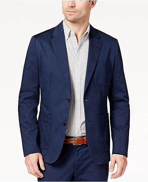 Michael Kors Men's Interlock Blazer