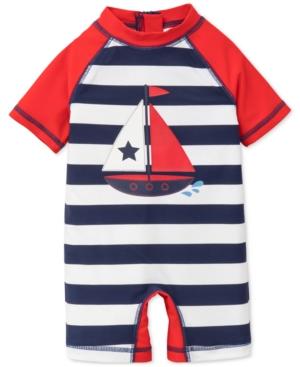 Little Me Striped Sailboat...