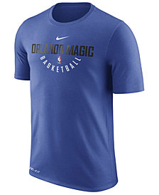 Nike Men's Orlando Magic Dri-FIT Cotton Practice T-Shirt