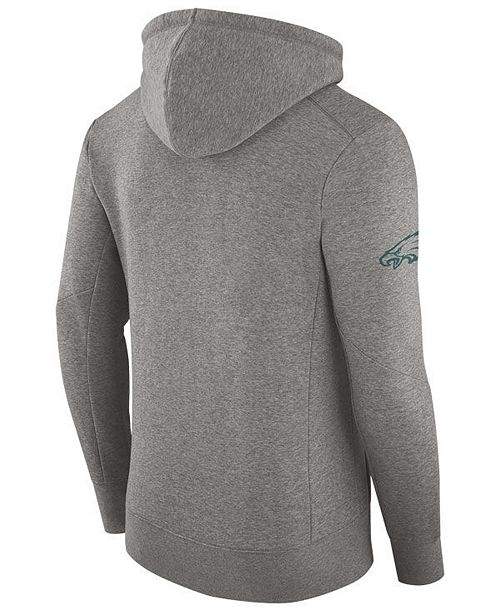 brand new bb907 feb8c Nike Men's Philadelphia Eagles Fly Fleece Hoodie & Reviews ...