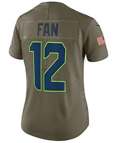 f35884b99aa8 Seattle Seahawks NFL Fan Shop: Jerseys Apparel, Hats & Gear - Macy's