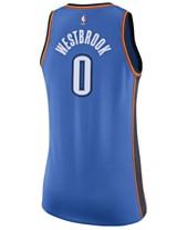 f99ca74232d Nike Women s Russell Westbrook Oklahoma City Thunder Swingman Jersey