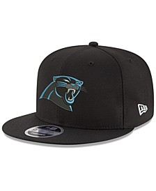 Carolina Panthers Team Color Basic 9FIFTY Snapback Cap