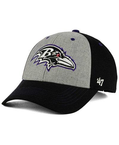 '47 Brand Baltimore Ravens Formation MVP Cap