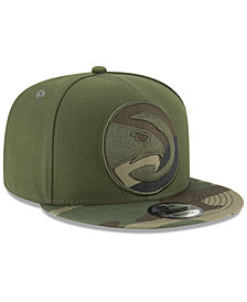 New Era Atlanta Hawks Operation Camo 9FIFTY Snapback Cap