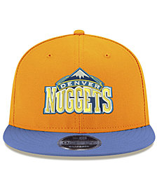 New Era Denver Nuggets Basic Link 9FIFTY Snapback Cap