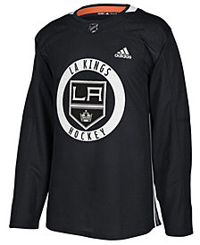 adidas Men's Los Angeles Kings Authentic Pro Practice Jersey