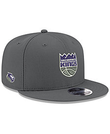New Era Sacramento Kings Basic Link 9FIFTY Snapback Cap