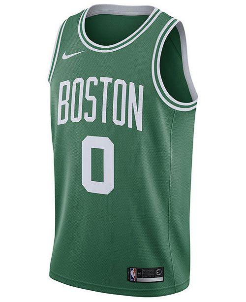 buy online 0b24d 0118c Men's Jayson Tatum Boston Celtics Icon Swingman Jersey