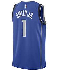 Nike Men's Dennis Smith Jr. Dallas Mavericks Icon Swingman Jersey