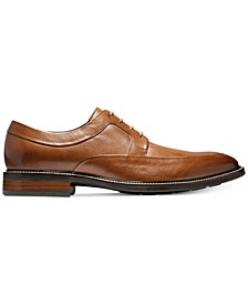 Men's Hartfield Apron-Toe Oxfords